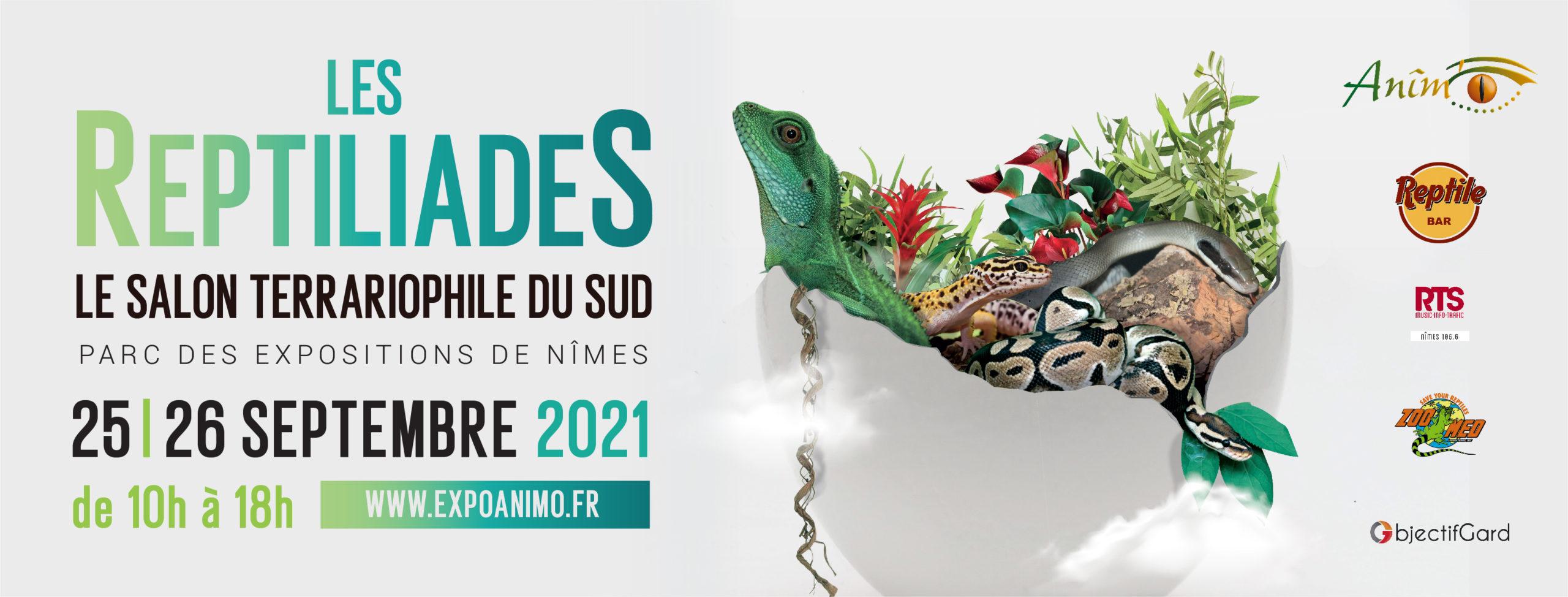 Les Reptiliades 2021